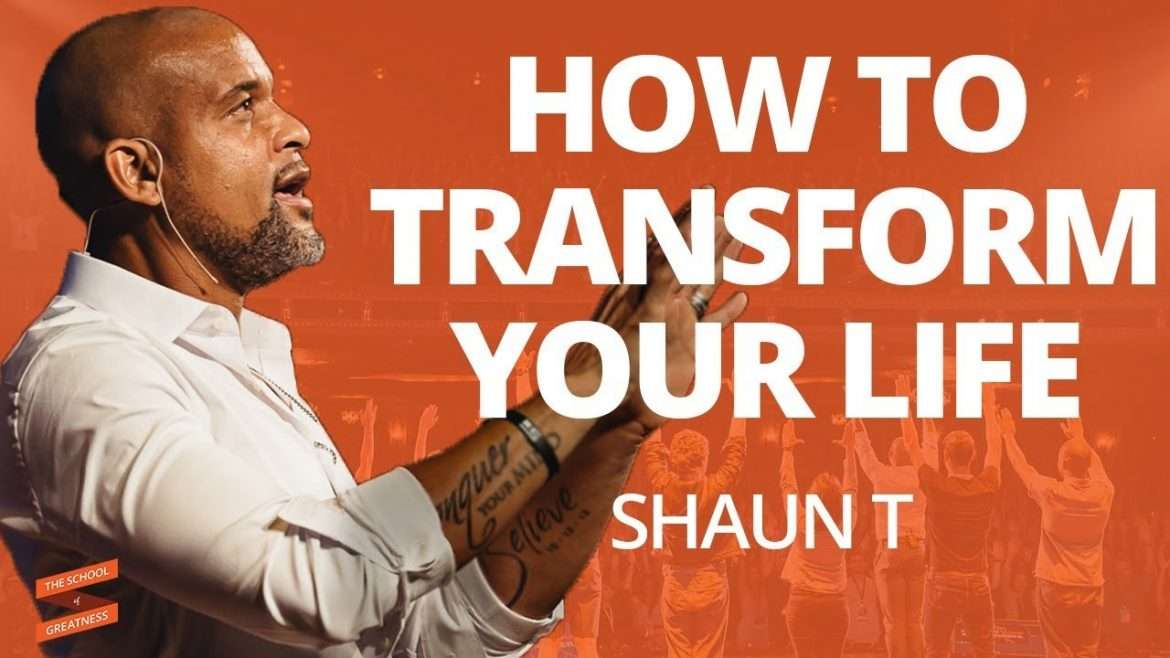 Shaun T - How To Transform Your Life (with Lewis Howes)