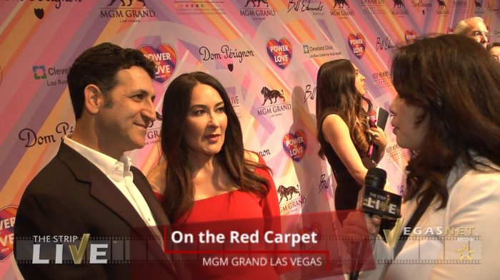 Dr. Marwan Sabbagh (showcase) on THE STRIP LIVE for VegasNET media (with Maria Ngo & Ray DuGray)