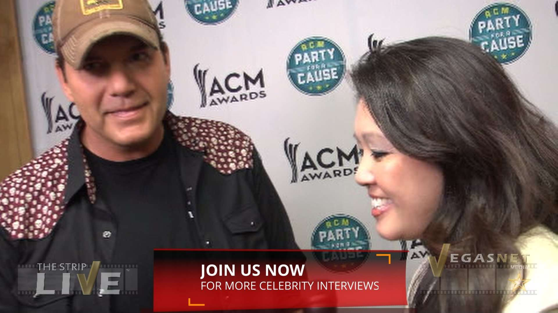 Rodney Atkins showcased on THE STRIP LIVE (with Maria Ngo & Ray DuGray)