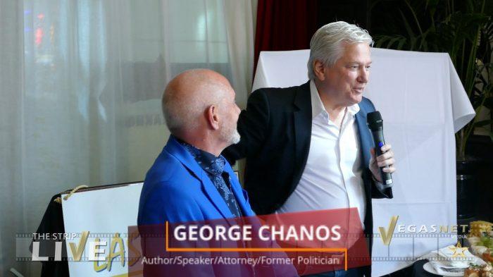 George Chanos (speech) | TheStripLive.com