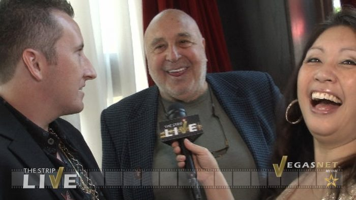 Larry Namer showcased on THE STRIP LIVE for VegasNETmedia | TheStripLive.com