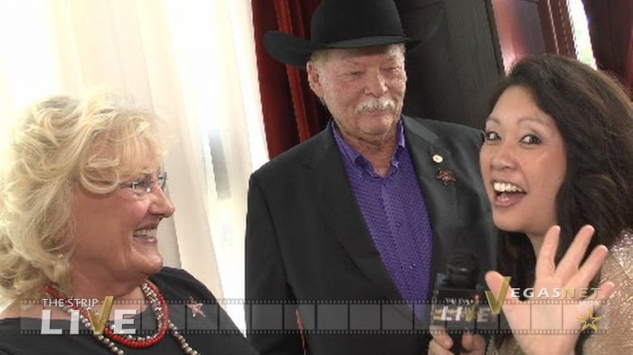 Kitty & Frank Shankwitz showcased on THE STRIP LIVE for VegasNET Media