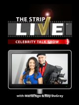 Johnny C. Taylor, Jr. (showcase) on THE STRIP LIVE (with Maria Ngo and Ray DuGray)
