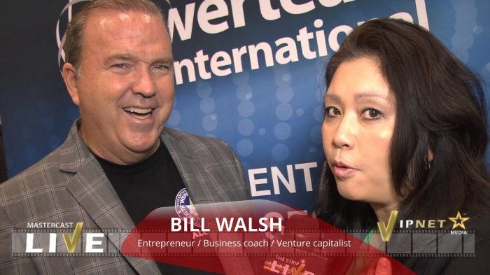 Bill Walsh (showcase) on THE STRIP LIVE (with Maria Ngo and Ray DuGray)