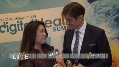 Dr. Mehmet Oz (showcase)