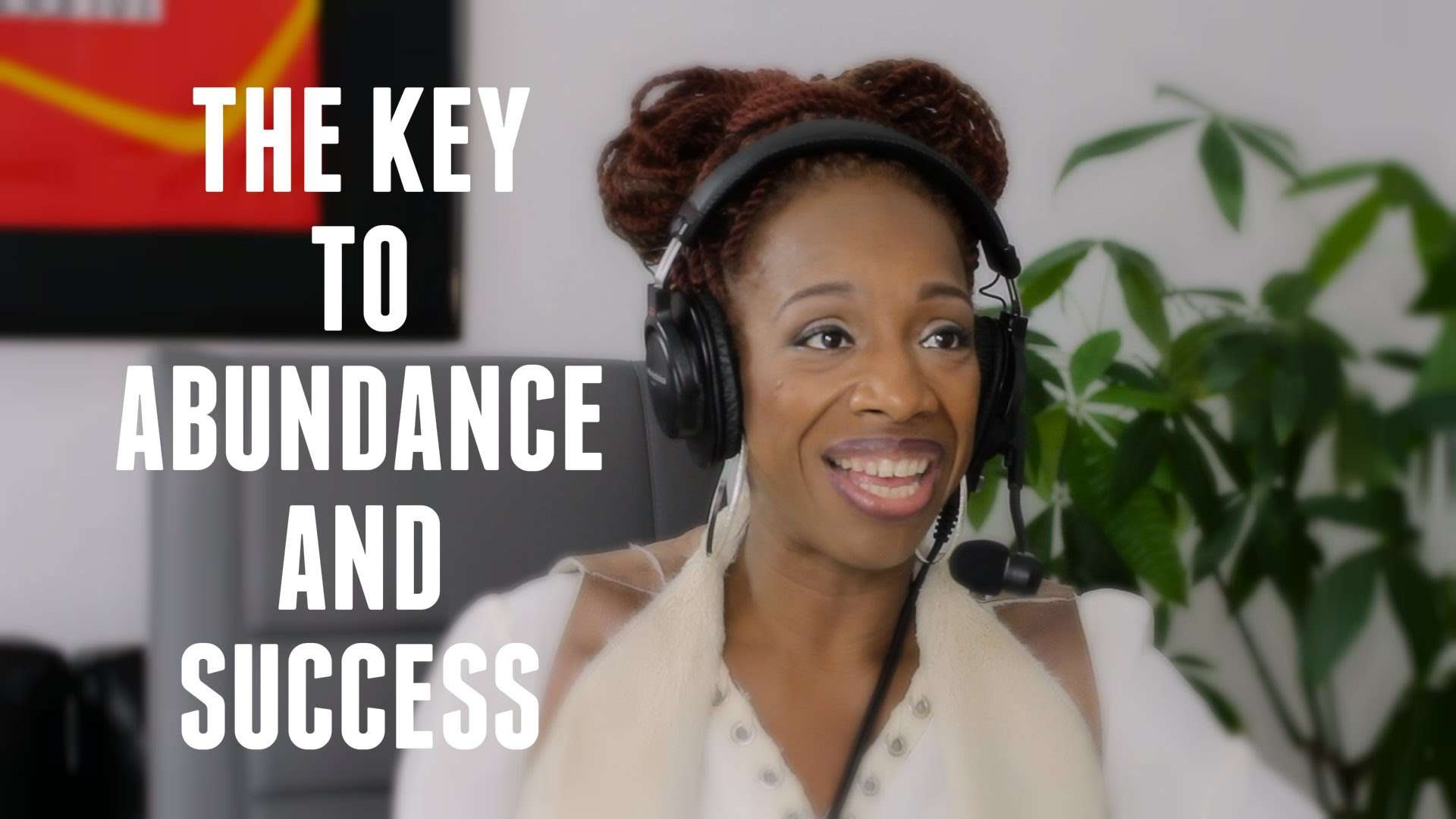 Lisa Nichols - On The Key to Abundance and Success (with